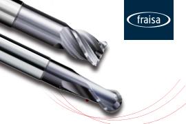 Toro-SB和Sphero-SB 针对不锈钢加工的3D铣削技术