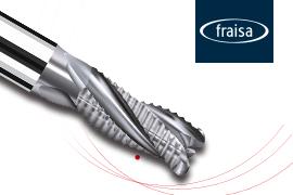 AX-FPS – 铝材高效铣削的新高度