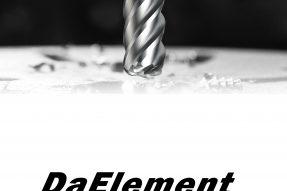 DaElement钛合金刀具